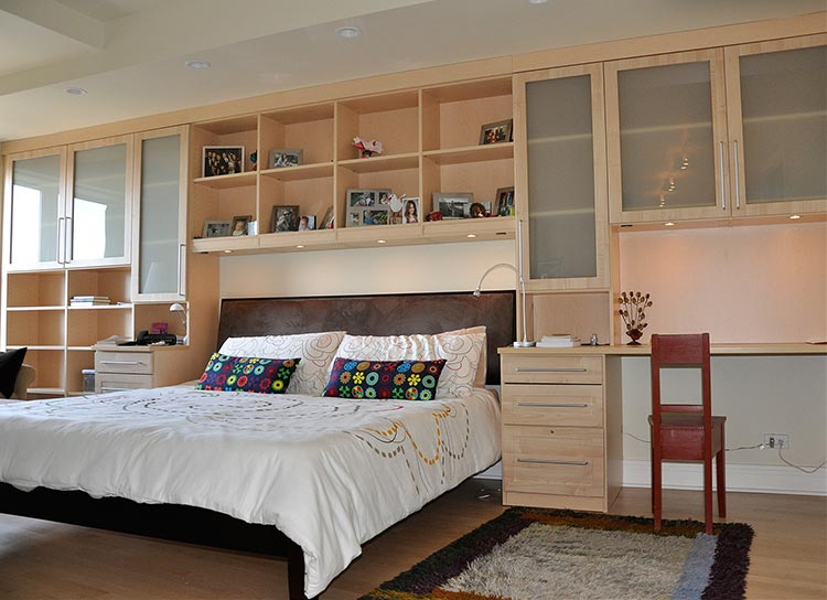 Closet Blog - Bedroom Wall Units