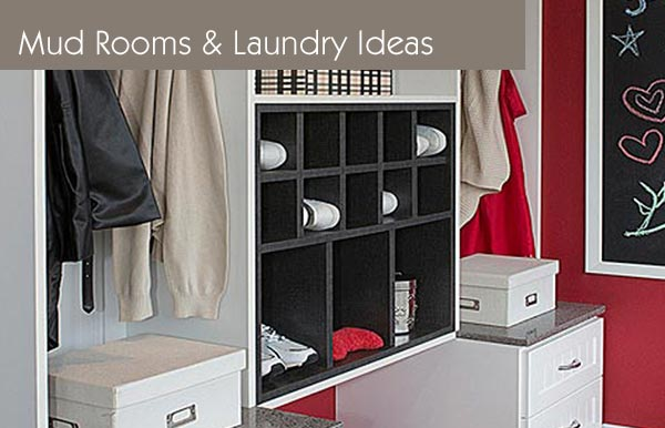 Mud Room And Laundry Closets, Closet Organization Systems And Closet  Organizer Ideas