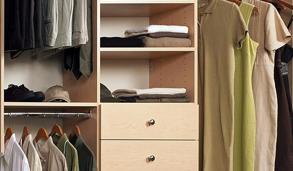 Closet Works Reach In Closet Designs Ideas For Bedroom Closets - wall closet design