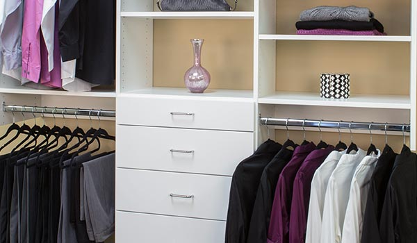 bedroom closet organization to make closet for multiple children