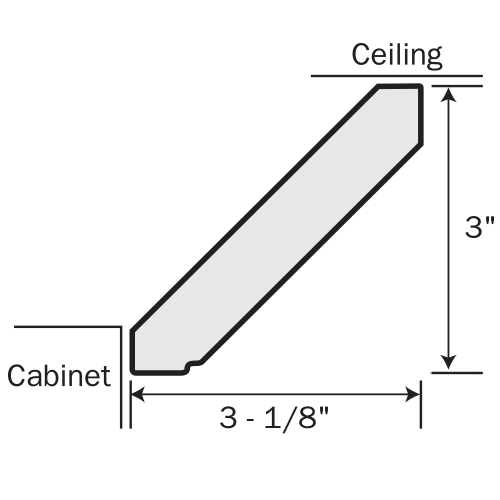 Contemporary Crown Molding