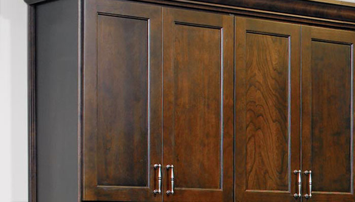 custom walk in closet cabinet doors in lowland