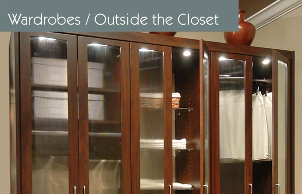 Armoire - Wardrobe Storage Closets, closet organizers and closet organization
